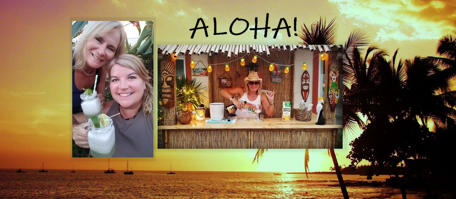 How We Brought The Aloha Vibe To Our Own Backyard
