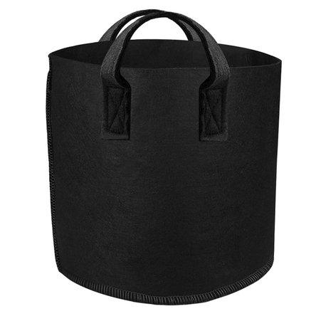 Fabric Pot With Handles (1-15 Gallon)