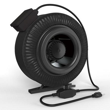Premium 6 Inch In-line Fan