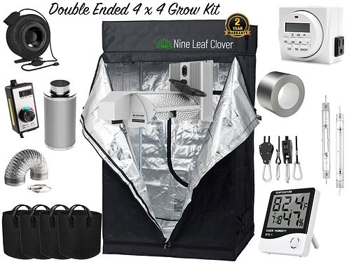 Double Ended 4 x 4 Grow Kit