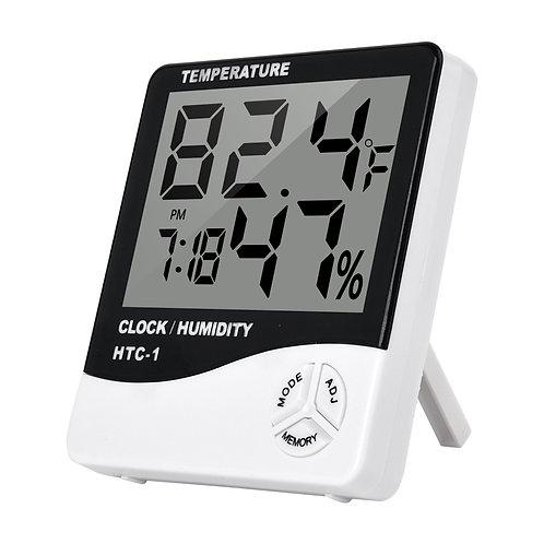 Large Display Digital Hygrometer