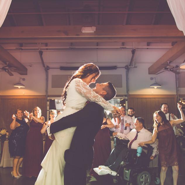 Loveless Barn Wedding
