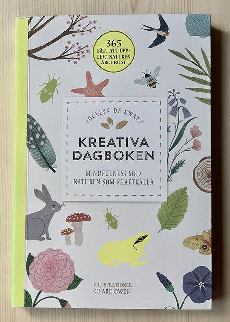 Kreativa dagboken - mindfulness med naturen som kraftkälla