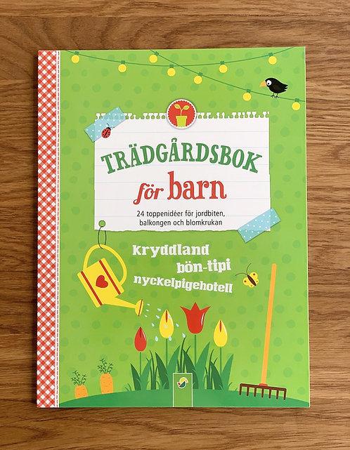 Trädgårdsbok för barn