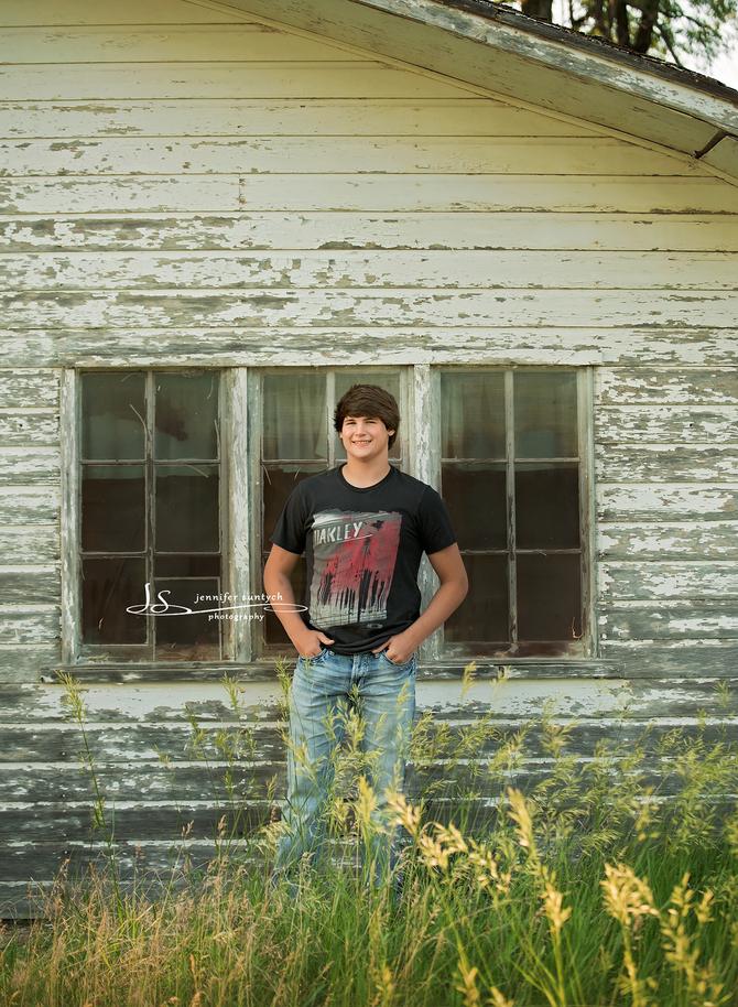 Nolan~ 2018 Central Nebraska Senior Pictures