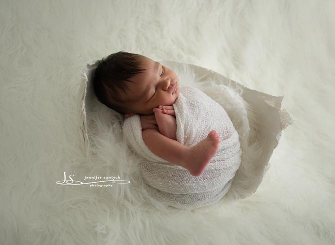 Kingston~ Central Nebraska Newborn