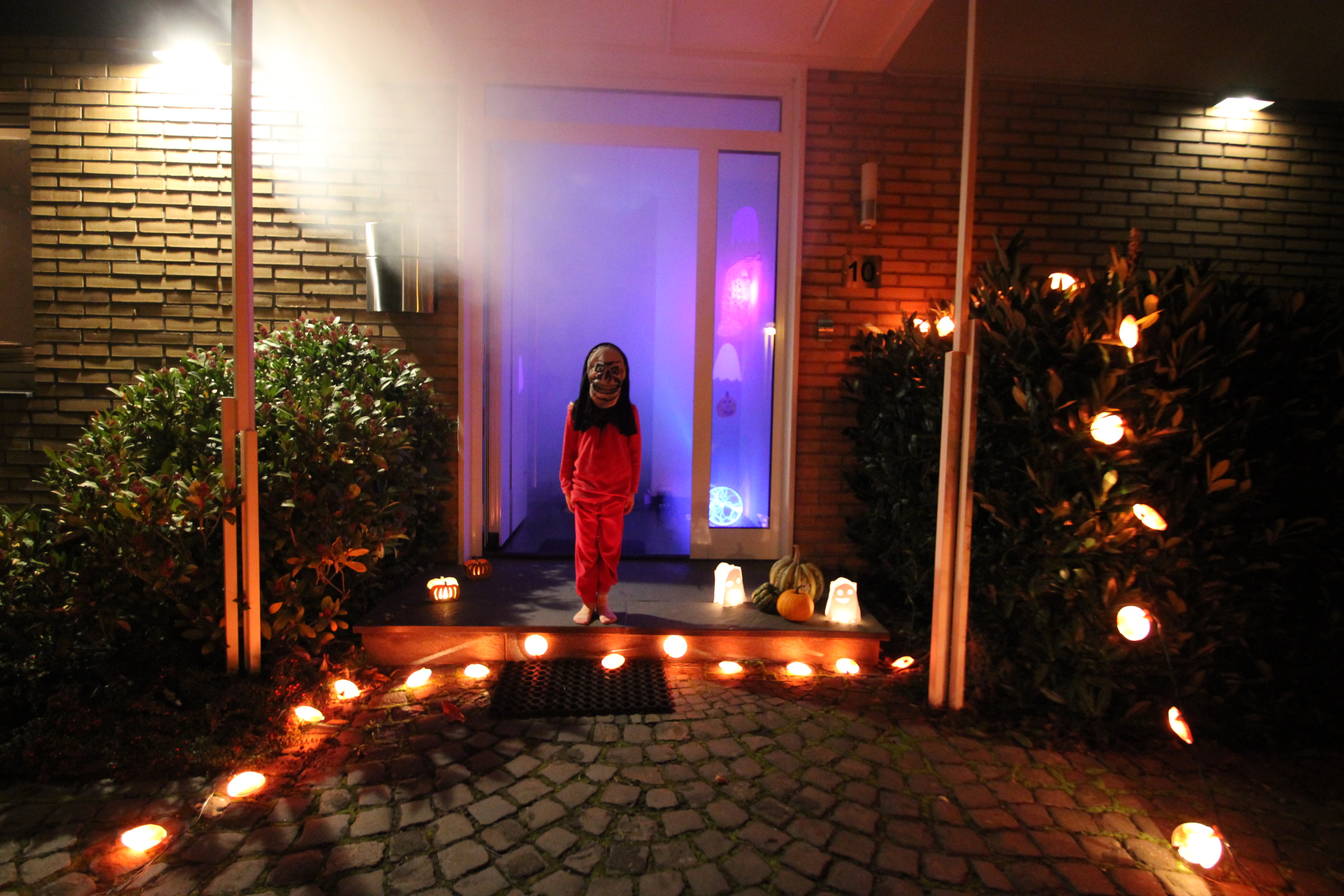 Helloween at home