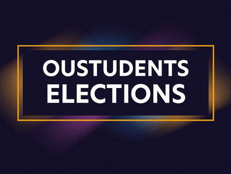 Open University Student Association by-elections & candidacy