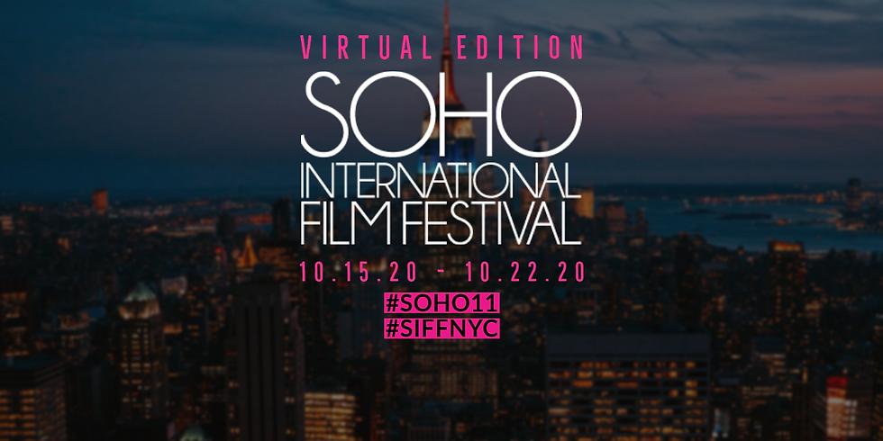 2020 SOHO International Film Festival - Virtual Edition