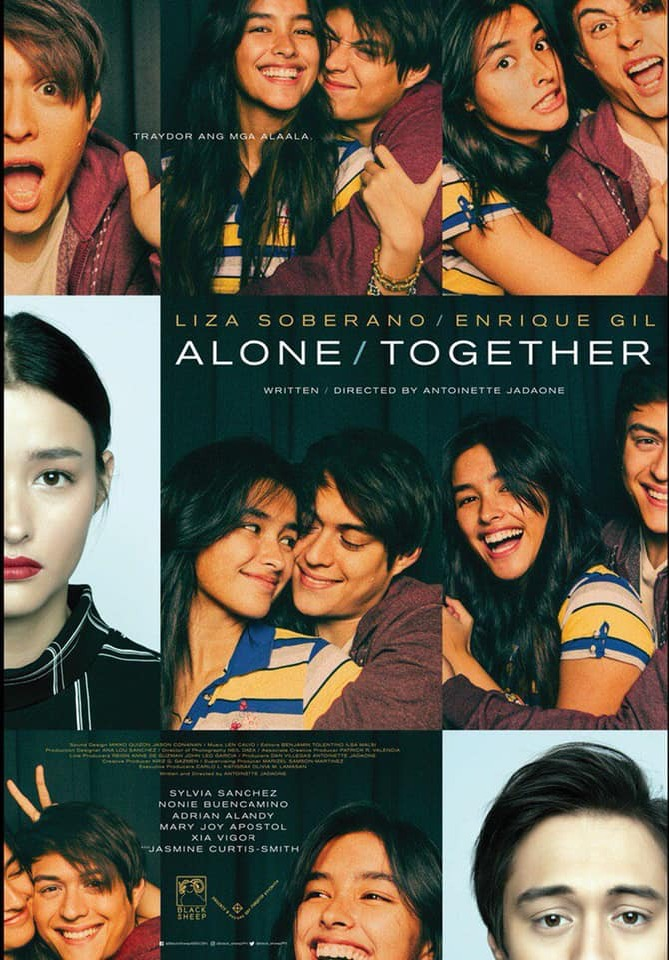ALONE/TOGETHER (2019)