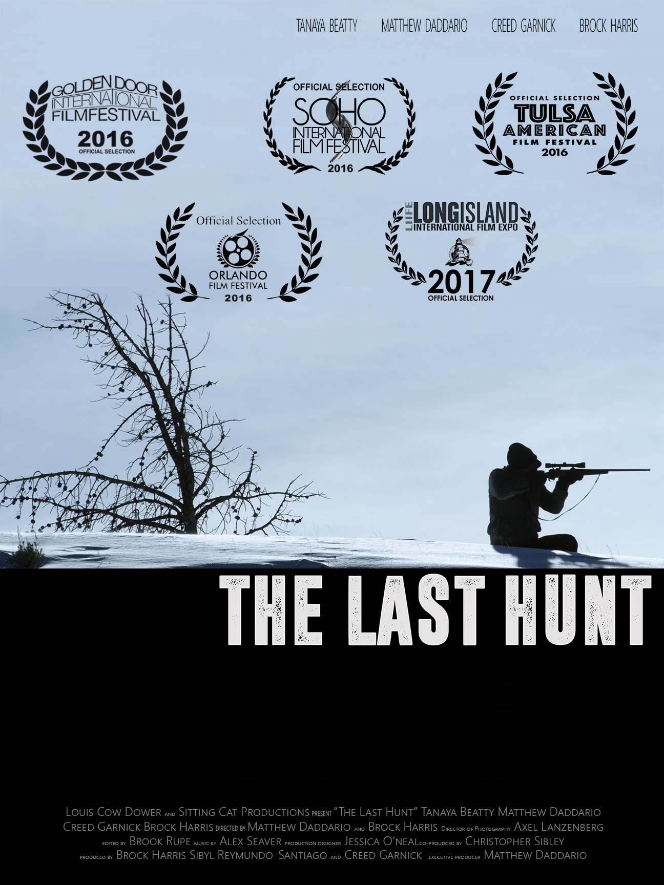 THE LAST HUNT (2016), Short Film