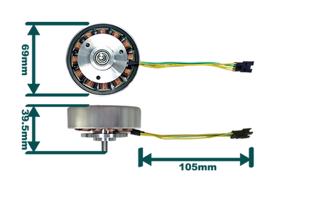 ICG generator, Precor, Matrix