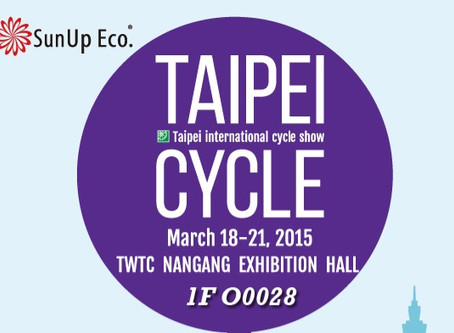 2015 Taipei Cycle Show