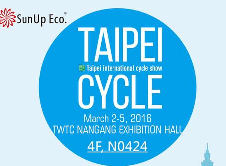2016 Taipei Cycle Show