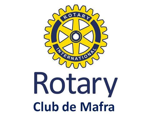 Atividade do Rotary Club de Mafra