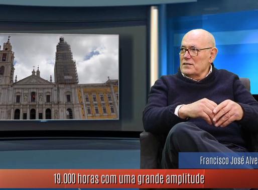 """Entrevista """"Carrilhanista Xico Zé Gato""""."""