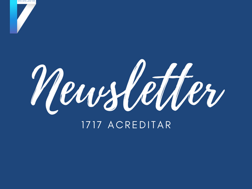 Newsletter 01/21 - 1717 Acreditar