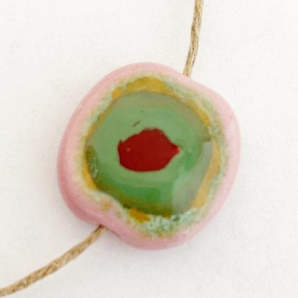 petal pink bullseye pita pat