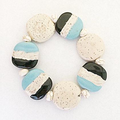sand and sea bracelet