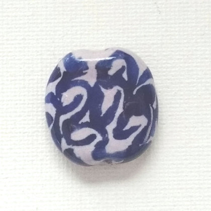 lilac with violet persian design pita pat