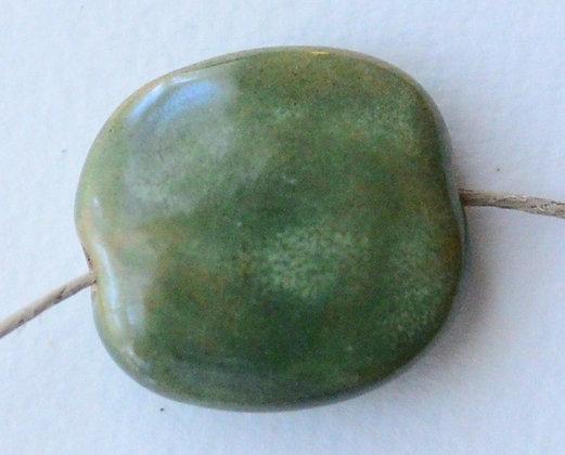 cirrus green solid pita pat