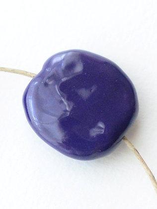purple pansy solid pita pat