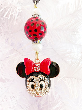 minnie ornament