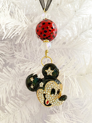 mickey ornament - assorted