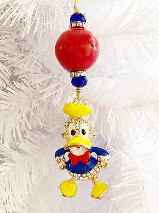 donald ornaments - assorted colors