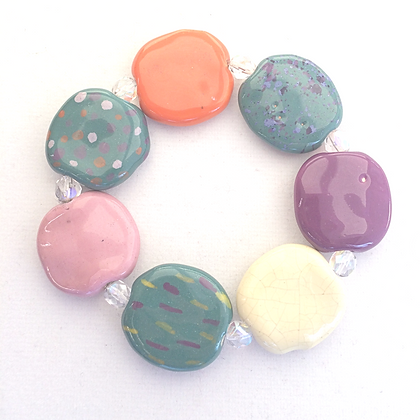 multi-color budget bracelet