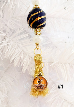 georgia tech ornaments - assorted styles