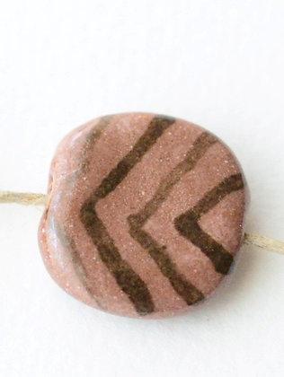 brown jazzy v's mini pita pat