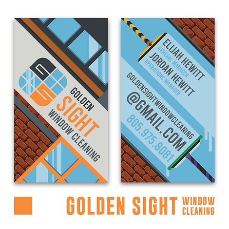 IRMWS Golden Sight Window Cleaning busin