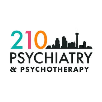 210 PSYCHIATRY & PSYCHOTHERAPY — LOGO