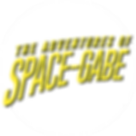 IRMWS The Adventures of Space-Gabe logo.