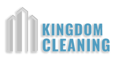 Kingdom Cleaning website header logo - u