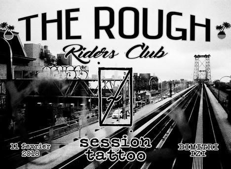 Première Session Tattoo au Rough Club