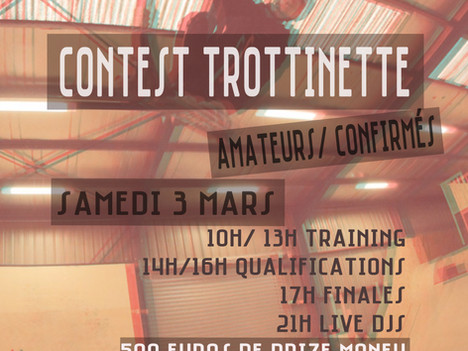 CONTEST TROTTINETTE !!!