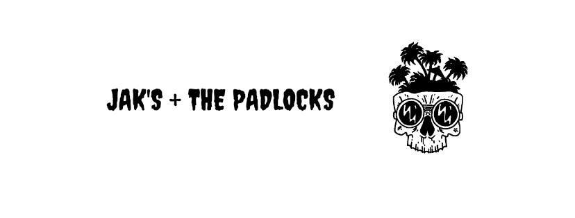 Concert Jak's et the Padlocks Rough-Club