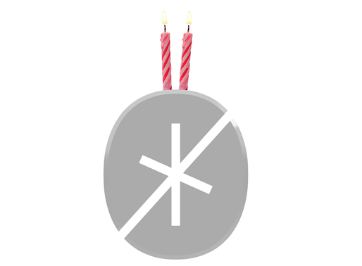 Orthotropic is 2 years old!