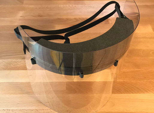 Quick-build visor design freely available