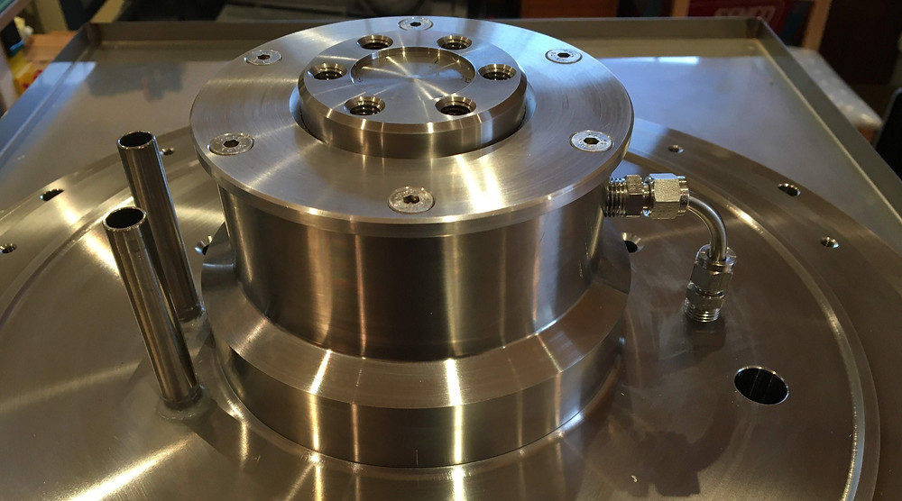 Bespoke machinery, Special projects, Test rig, Engineering design build