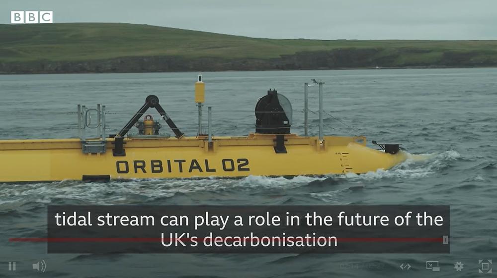 O2-2000, tidal turbine, BBC
