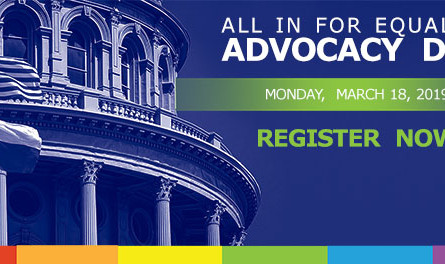 Travel with GALA to Advocacy Day in Austin