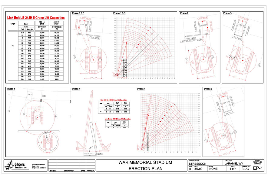 link belt crane lifting capabilities