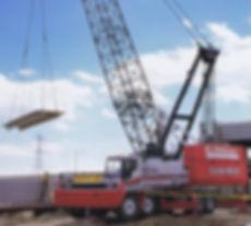 150 ton link belt