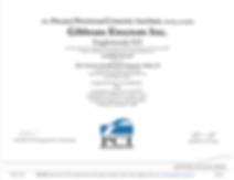 precast prestressed concrete institute certification gibbons erectors inc