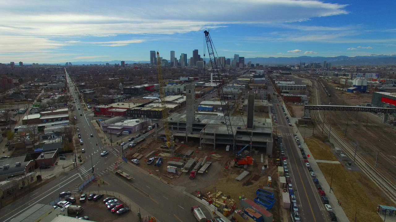 Project and Denver City view