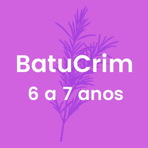 Turma BatuCrim - 6 a 7 anos