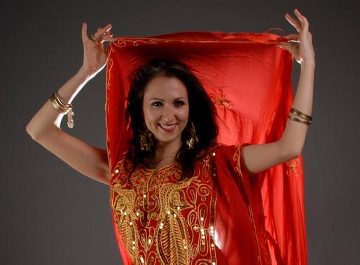 """Khaleegy"" Saudi Folklore Workshop in München"